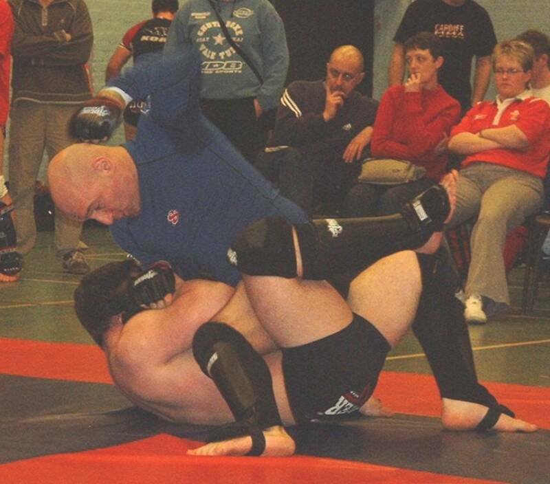 Amateur grappling video clips join. was